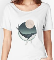 by the light of the moon Relaxed Fit T-Shirt