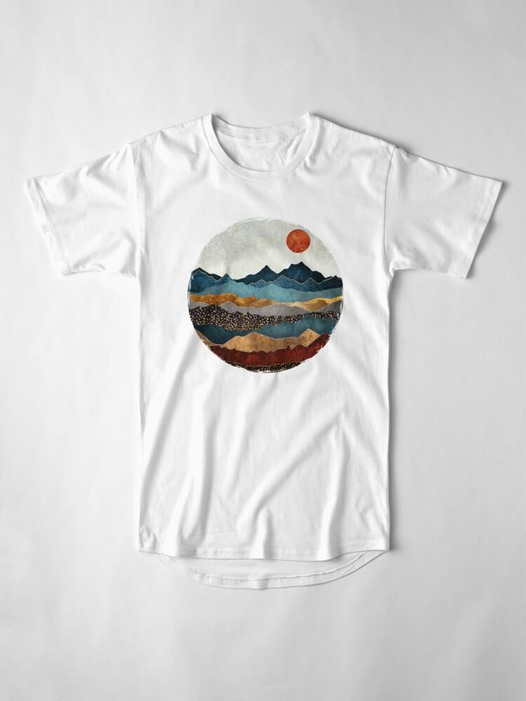 Alternate view of Amber Dusk Long T-Shirt