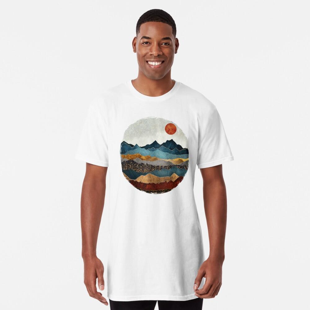 Amber Dusk Long T-Shirt