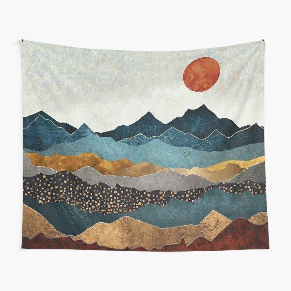 Amber Dusk Tapestry