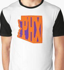 PHX Basketball Graphic T-Shirt
