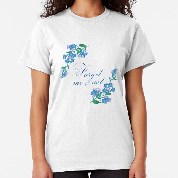 Flower language theme #02 Classic T-Shirt