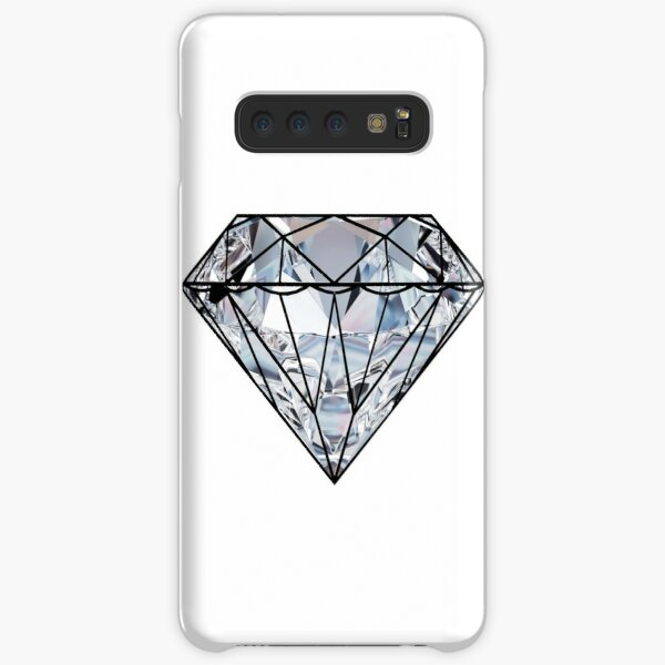 diamond  Samsung Galaxy Snap Case