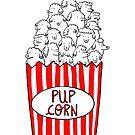 Pup-Corn by Aurora Cacciapuoti