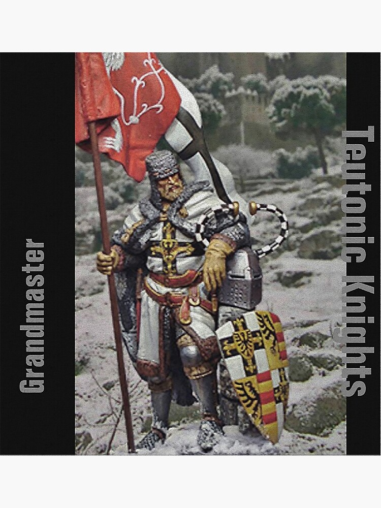 Teutonic Knights Grandmaster by edsimoneit