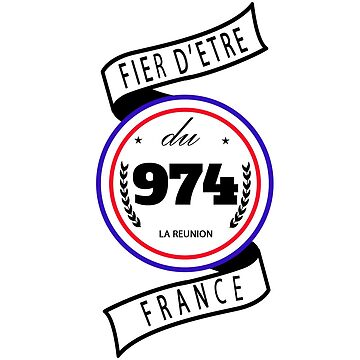 Proud to be 974 by capricedefille