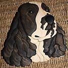 springer spaniel by craftsman