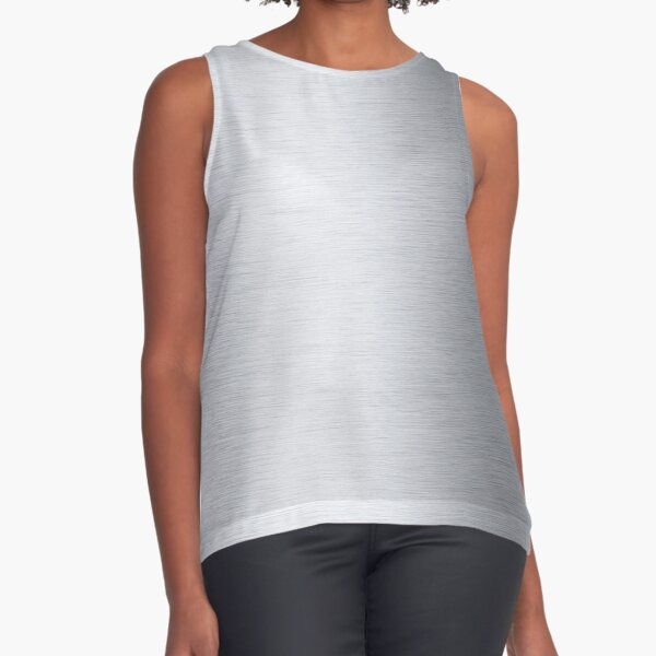 Stainless steel, metal, texture, #Stainless, #steel, #metal, #texture, #StainlessSteel  Sleeveless Top