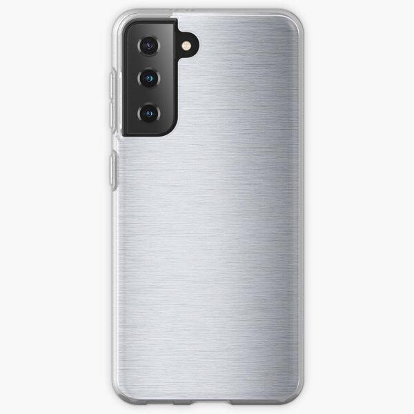 Stainless steel, metal, texture, #Stainless, #steel, #metal, #texture, #StainlessSteel  Samsung Galaxy Soft Case