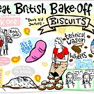 Great British Bake Off 2018: Week One by lauriepink