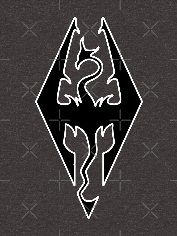 Skyrim logo design by DylanJaimz