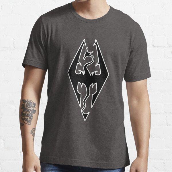 Skyrim logo design Essential T-Shirt