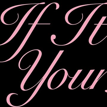BLACK PINK AS IF ITS YOUR LAST by LOGOEMPORIUM