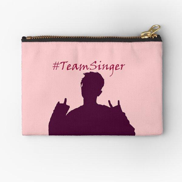 Mike Singer - #TeamSinger Zipper Pouch