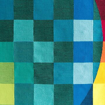 COLORFUL SQUARES by Frogmuse