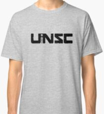 Halo | United Nations Space Command | Weathered Classic T-Shirt