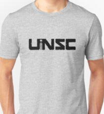 Halo | United Nations Space Command | Weathered Unisex T-Shirt