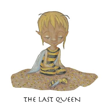 The last queen by Cocotteetloulou