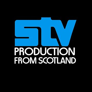 Scottish television STV retro logo by unloveablesteve