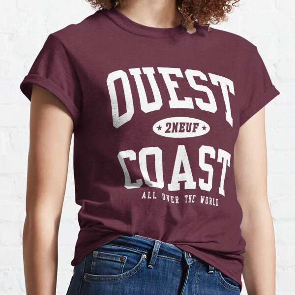 Ouest Coast Athletic - [REMASTERED] T-shirt classique
