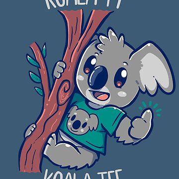 Koala-ty KOALA Tee by TechraNova