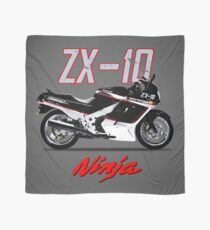 The Ninja ZX-10 Scarf