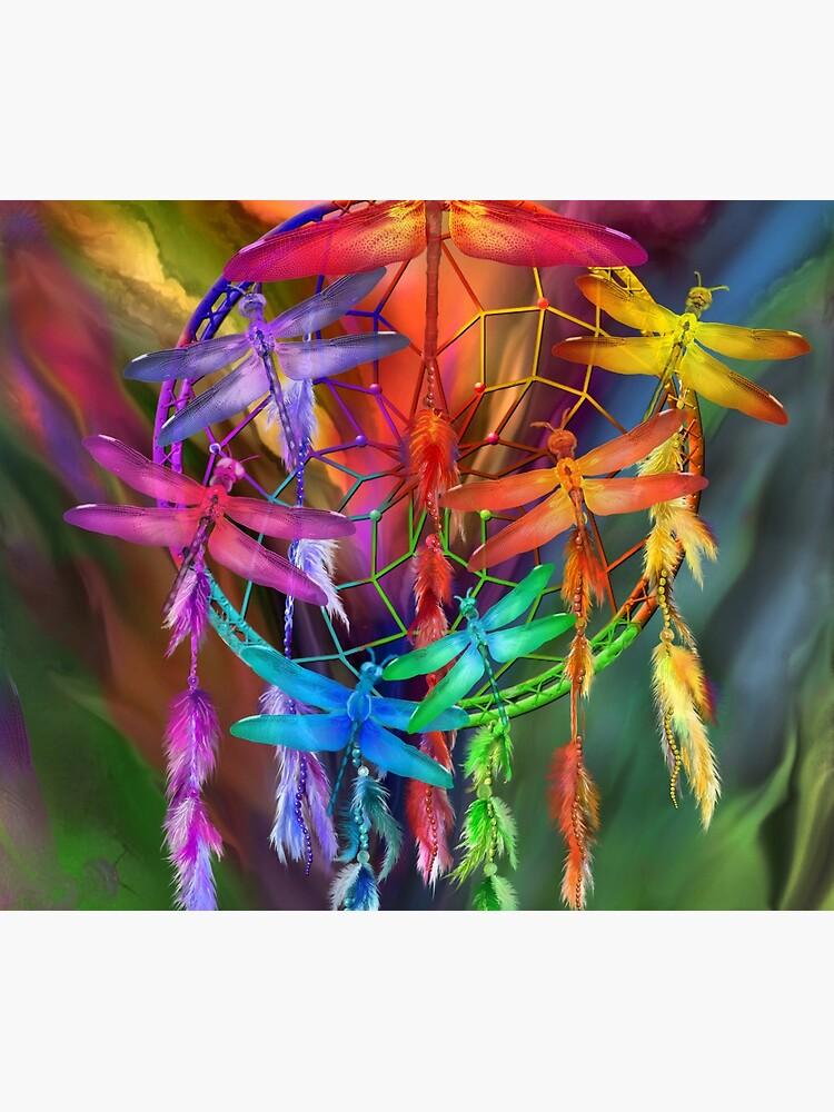 Dragonfly Dreams by carolcavalaris