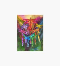 Dragonfly Dreams Art Board