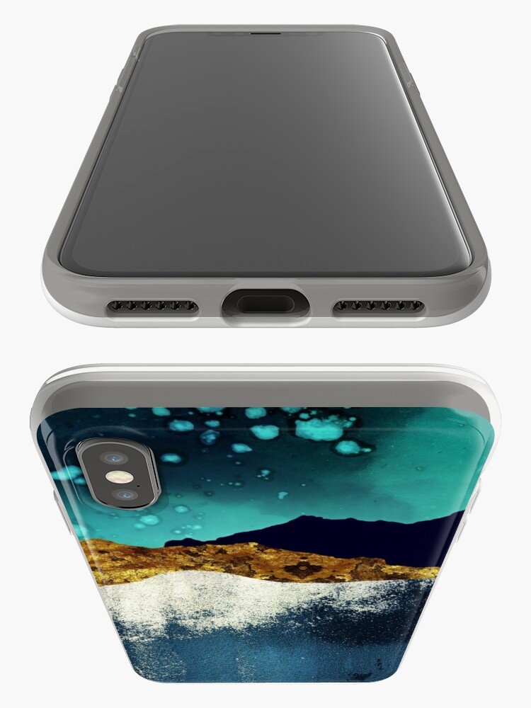 Alternate view of Evening Stars iPhone Case & Cover