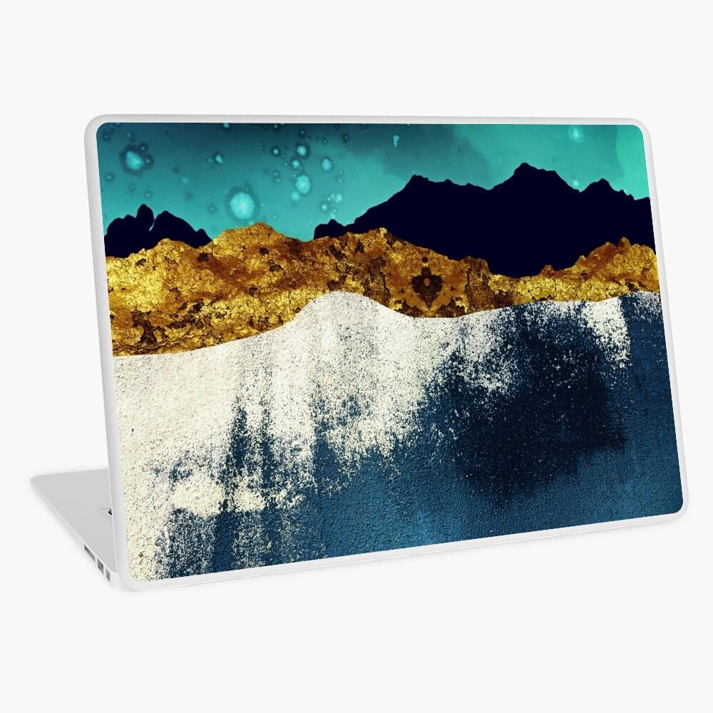 Evening Stars Laptop Skin