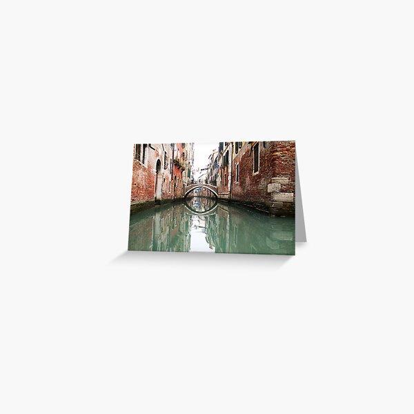 Colourful Venezia Greeting Card
