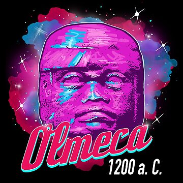 Olmec by absolemstudio