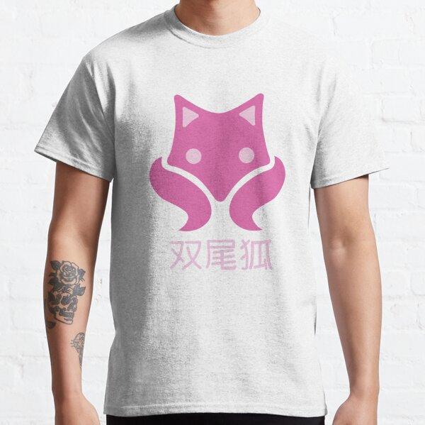 Fuchs mit zwei Schwänzen Classic T-Shirt