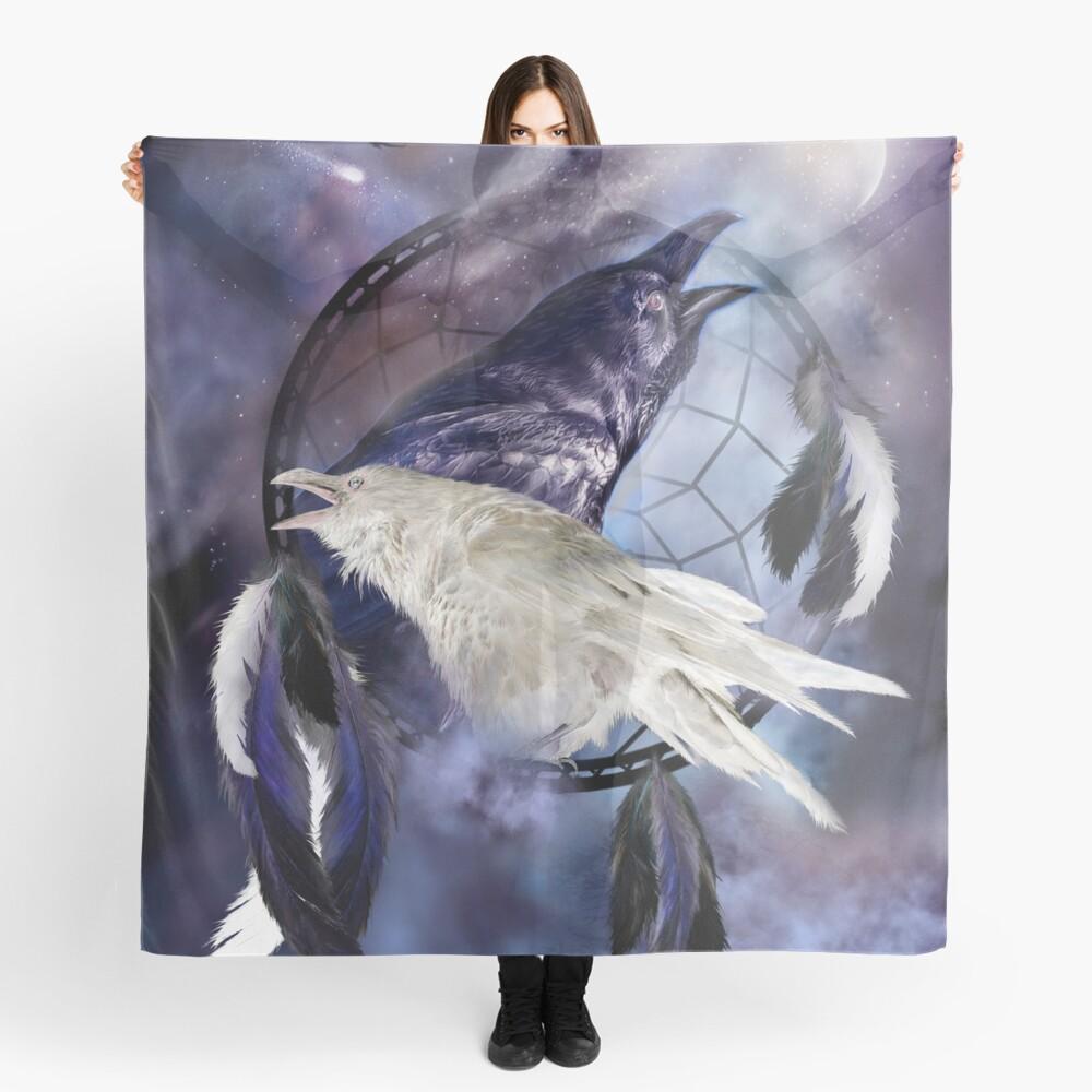 Dream Catcher - Legend Of The White Raven Scarf