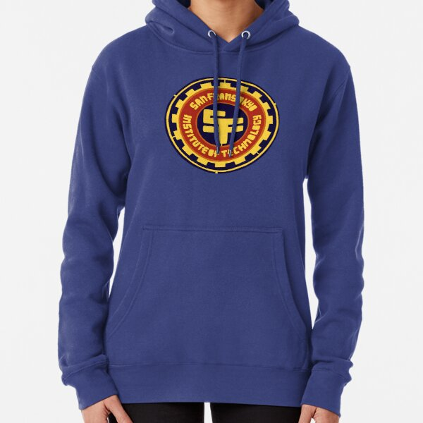 San Fransokyo Institute of Technology (colour) Pullover Hoodie