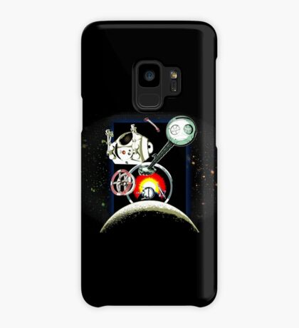 Odyssey Space 2001 Front Case/Skin for Samsung Galaxy