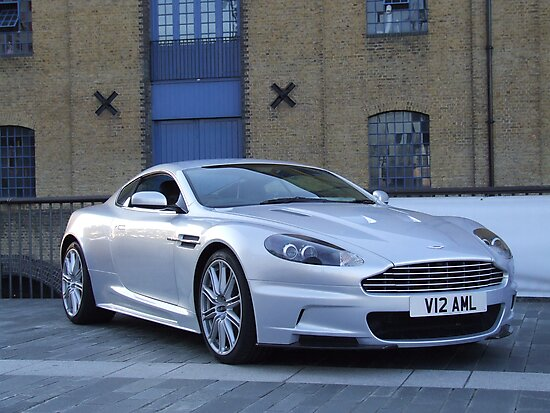 Aston Martin DBS by Richard Yeomans