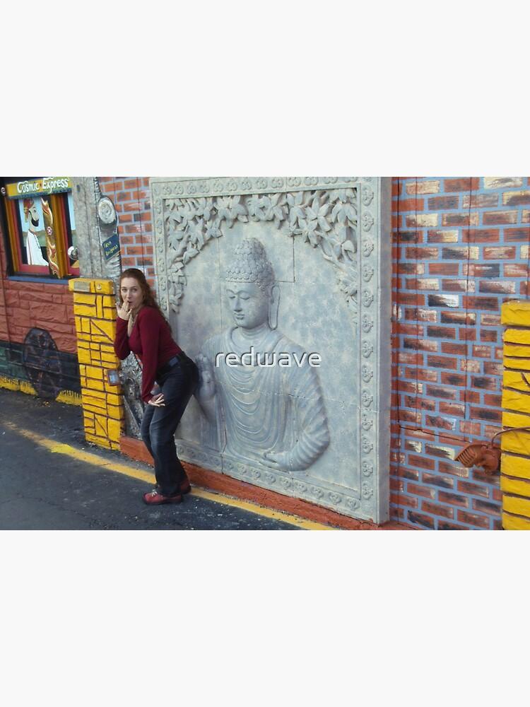 Buddha Hand by redwave