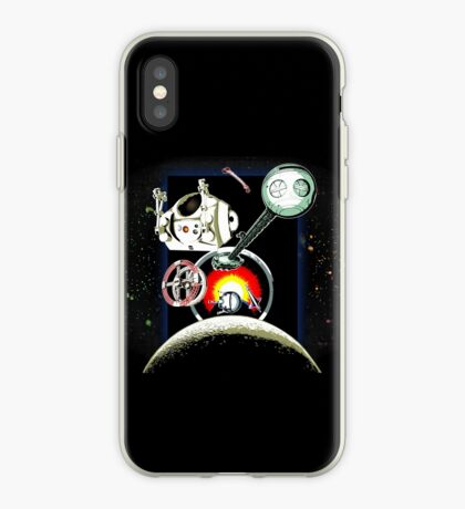 Odyssey Space 2001 Back iPhone Case