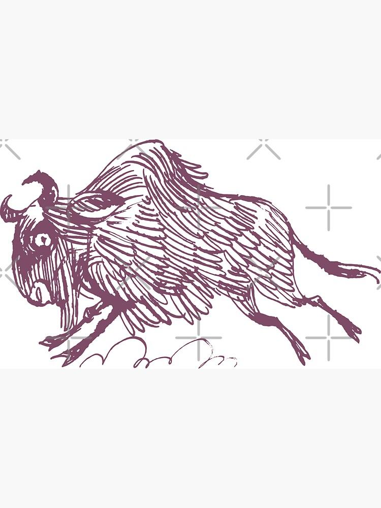 Wildebeest by duxpavlic