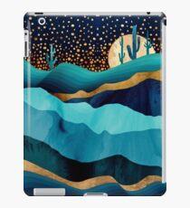 Indigo Desert Night iPad Case/Skin