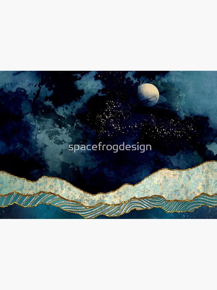 Indigo-Himmel von spacefrogdesign