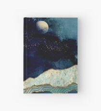 Indigo Sky Hardcover Journal