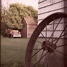 old wheel by krbraate
