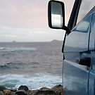 Evening at Sennen Cove by yeomanscarart