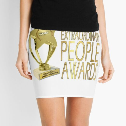 EPAwards Mini Skirt