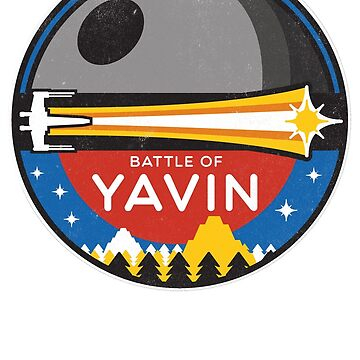 The Battle of Yavin by JKTees