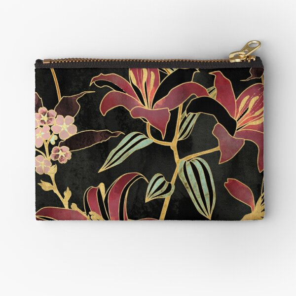 Lily Zipper Pouch
