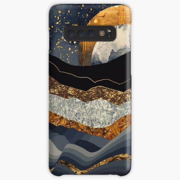 Metallic Mountains Samsung Galaxy Snap Case