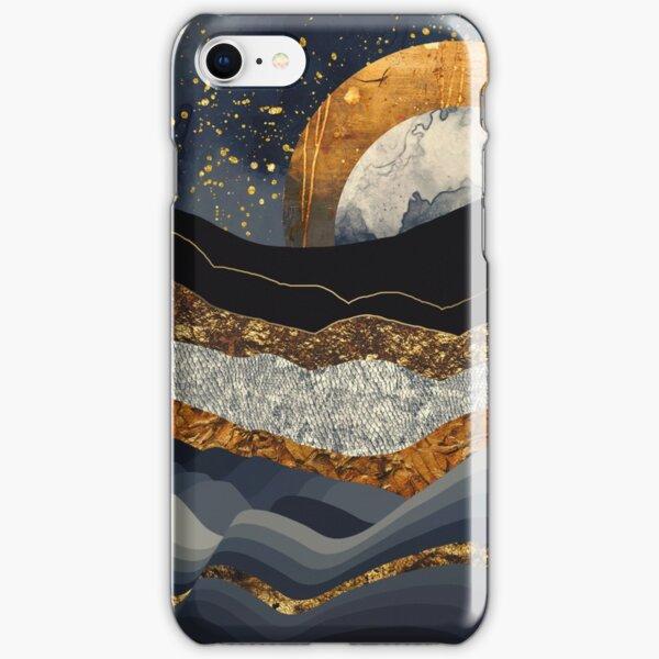 Metallic Mountains iPhone Snap Case